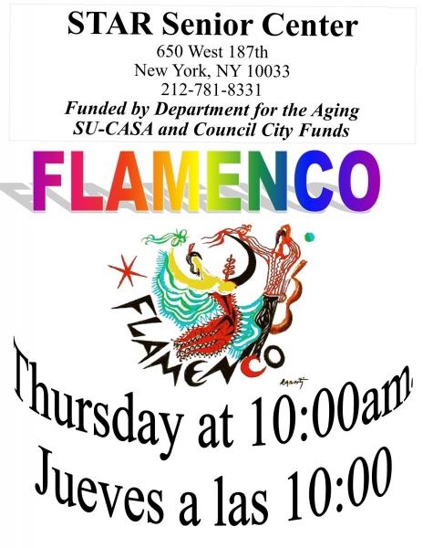 Star-Senior-Center-Flamenco-2019